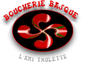 BOUCHERIE BASQUE - logo